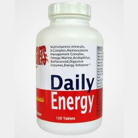 Daily Energy (120 tablets)